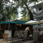KWHI breakfast and happy hour hut. Cool place !