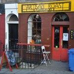 Artisan Roast on Broughton Street