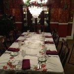 Our Christmas Dinner at Inn Victoria!
