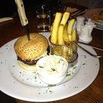 Yum. Burger n Chips