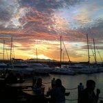 Sunset from Antonios