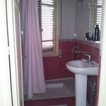 Most rooms have clean and functional ensuite