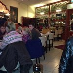 restaurant from the inside