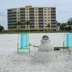 Christmas on the beach !!