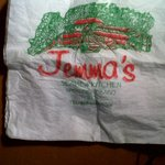 Jemma's Napkin