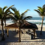 gazebo - Coquina on the beach