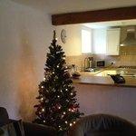 Christmas tree Hay Barn