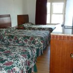 Three Double Bed Rooms