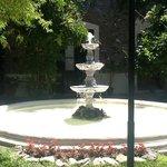Fountain in Colonia, Uruguay