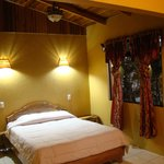 Rooms at Rustic Lodge