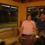 Jose at  Rustic Lodge