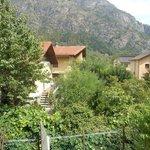 Tra il verde della Val Cenischia...