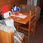 Tavolino appartamento dove mangiare