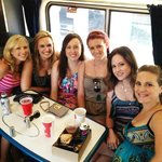 Train car to del mar