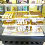The case is full of freshly baked goodies, so stop by and try some today!