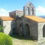 Iglesia Visigótica de Santa Comba de Bande