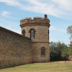 One of the Gaol Towers