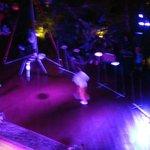 Una recreacion de un Circo