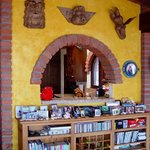 Books, CDs, Games, DVDs Available