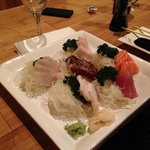 Excellent sashimi! Some of the best my hubby and I have had!