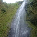 """La Cascada"" - the waterfall near Finca Mystica"
