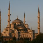 Blue Mosque - view from terrace