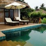 Private Pool of Room 193 (Hillside Pool Villa)