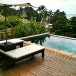 Private pool of Room 193 (Hillside Pool Villa)