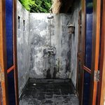 Outside shower of Room 193 (Hillside Pool Villa)