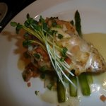 Award winning Shrimp crusted Moonfish