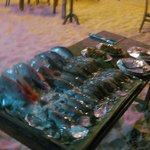 seafood beach bbq