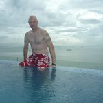 Breathtaking view on the Sulu Sea