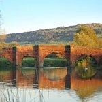 Eckington Bridge and Bredon Hill