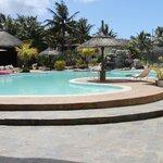 Pool at Casa Florida