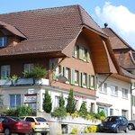 Aussenansicht Gasthof zum Rössli Gondiswil