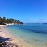 Shangri La Fijian beach