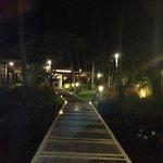 вечерний мелиа Бали