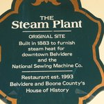 Steam Plant's history