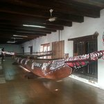 A traditional east Indonesian boat