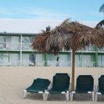 Chambre avec vu sur la plage magnifique