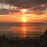 Sonnenuntergang aus 304D