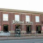 The Leyland Lion in Hough Lane Leyland