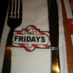 T.G.I. Friday's restaurant Amman-Jordan