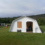 Shielings Holiday Tent