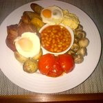 Terrible english breakfast