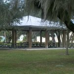 Picnic Pavilion at Harbour Heights Park.