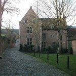 entrada do Beguinage