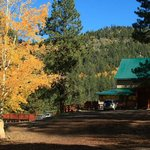 The Lodge in Fall