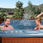 We have HOT TUBS