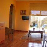 Apartamento Papaya. Salon-estar-comedor